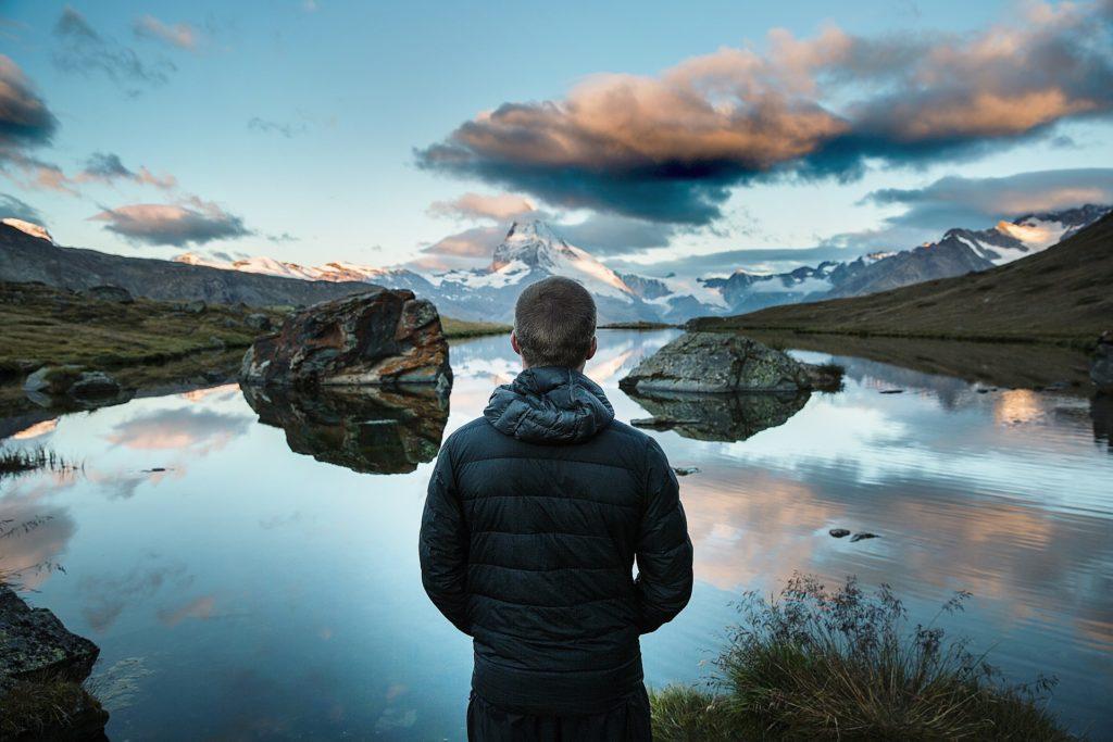 """Rozdarcie między świadomym a podświadomym """"ja"""""""