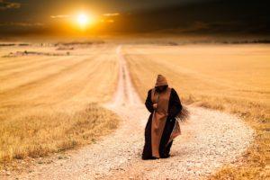 Odmawiania sobie, a powrót do Boga