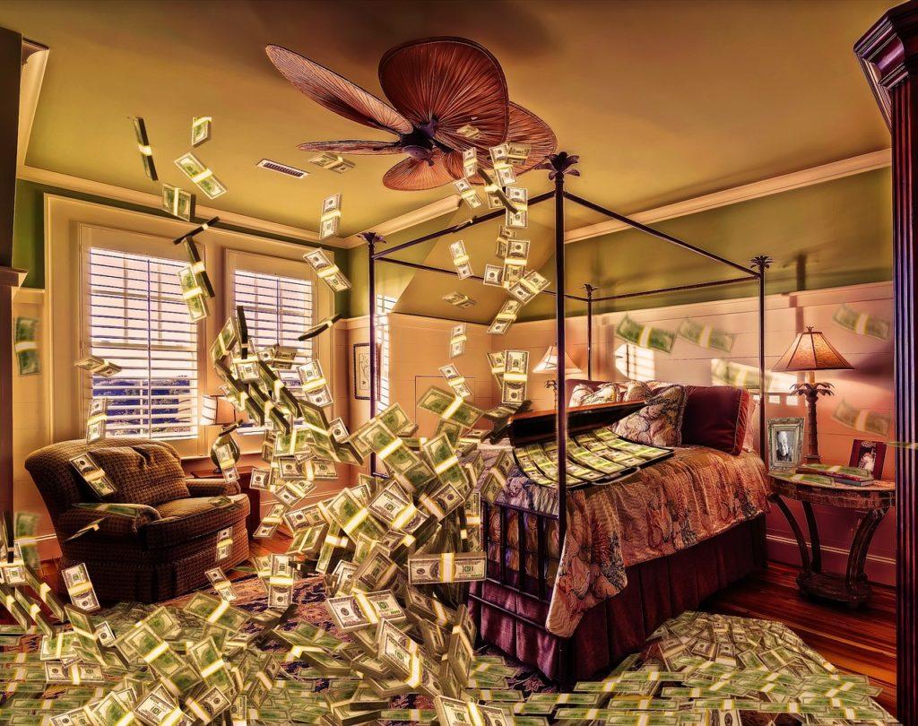 Komu pieniądze przesłaniają rzeczywistość?