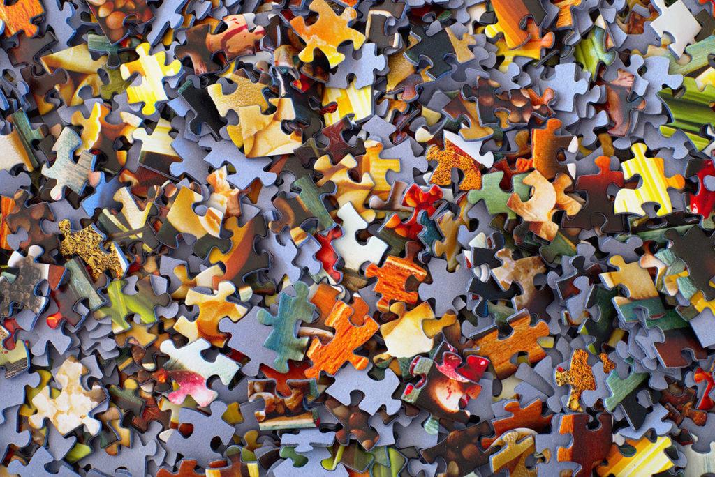 Duchowe puzzle
